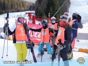 Ski Tabere cu Suflet