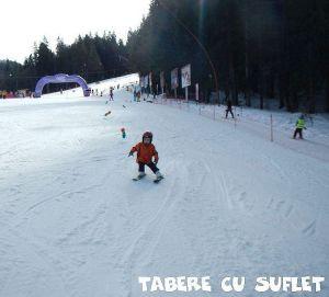 Ski beginners