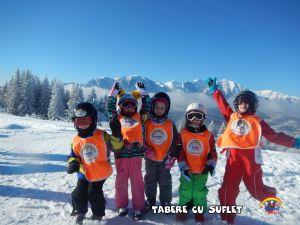 Kids, Ski, Tabere cu Suflet